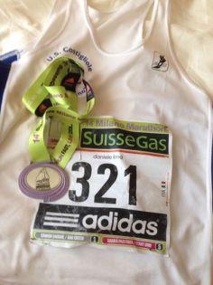 Maratona di Milano 2014_Medaglia